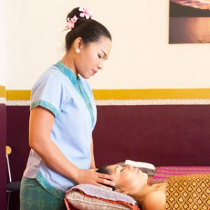 Thai massage in homburg